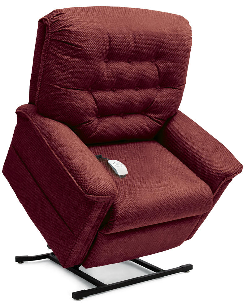 los angeles reclining leather senior are elderly lift chair recliner